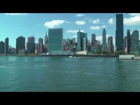 N. Lygeros - Roosevelt Island. New York. Video III, 02/10/2017