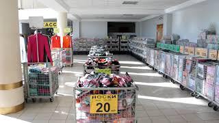 В ГЦК проходит выставка-распродажа текстиля из Иваново