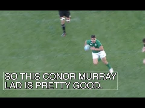 So this Conor Murray lad is pretty good. | Squidge Rugby