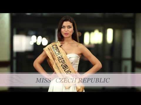 Miss Globe 2015 - Czech Republic