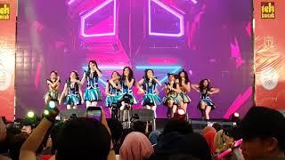 JKT48 TEAM T - UZA LIVE IN JKT48 CIRCUS SAMARINDA