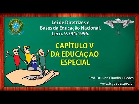 Lei De Diretrizes E Bases Da Educacao Nacional Ppt Video Online