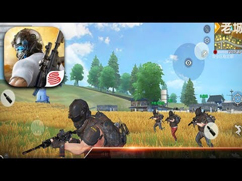 KNIVES OUT – Mobile Battle Royale Arena Gameplay Trailer (iOS Android)