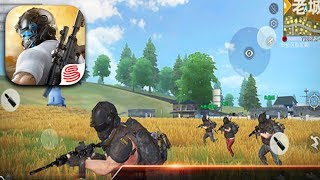 KNIVES OUT - Mobile Battle Royale Arena Gameplay Trailer (iOS Android)