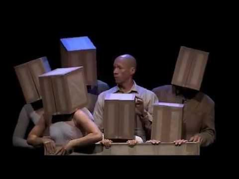 Philippe Genty - Voyageurs Immobiles (vidéo officielle) @MCNN-Nevers-2009