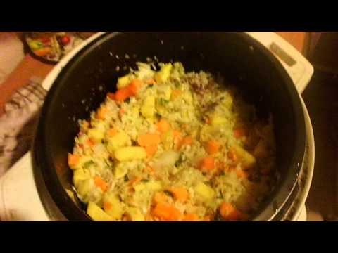 овощное рагу с картошкой рецепт в мультиварке