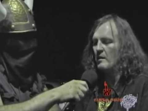 ANAL CUNT on CAPITAL CHAOS TV 2008