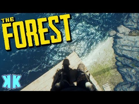 The Forest | DEEP SEA DIVE! | Update 0.46 Gameplay | #38