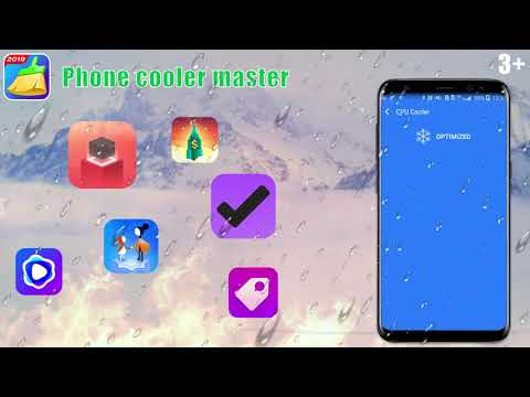Best Clean Android Phone——Booster, CPU Cooler, Battery Saver (FREE)