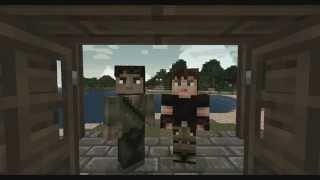 Minecraft сериалы - Охотники: 1 Серия