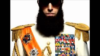 Der Diktator - Soundtrack ( Aladeen Aladeen Motherfckr )