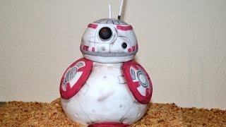 Bb8 Pink Torte Star Wars Torte 3d Torte Motivtorten Von Purzel