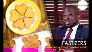 Fastizers: Cookie Production in Nigeria [2018]