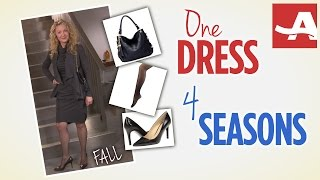 ONE DRESS, 4 LOOKS  |The Best of Everything
