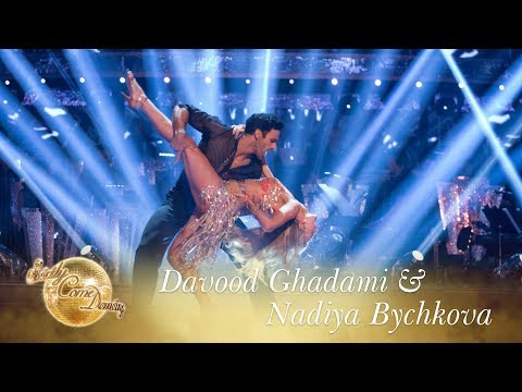 Davood Ghadami and Nadiya Bychkova Cha Cha to 'Dedications to my Ex' by Llyod ft. Andre 3000