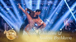 Davood Ghadami and Nadiya Bychkova Cha Cha to 'Dedications to my Ex' - Strictly Come Dancing 2017