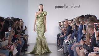 Pamella Roland   Spring Summer 2020   Full Show