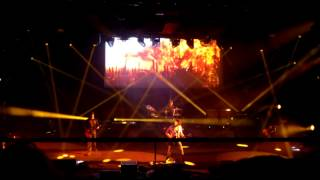 SOUNDGARDEN Blood on the Valley Floor Live St.Louis 5-21-13