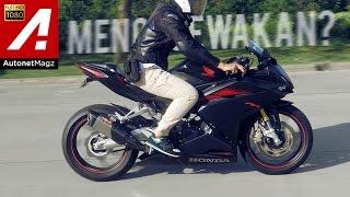 Review Honda CBR250RR test ride by AutonetMagz
