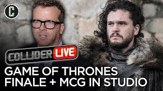 Game of Thrones is Over! Let\'s All Talk About It + McG in Studio - Collider Live #138