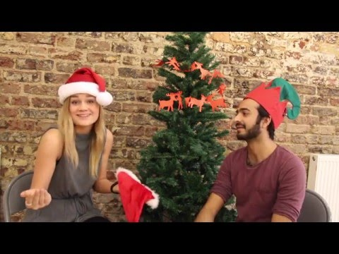 Christmas Questions with the Pine cast
