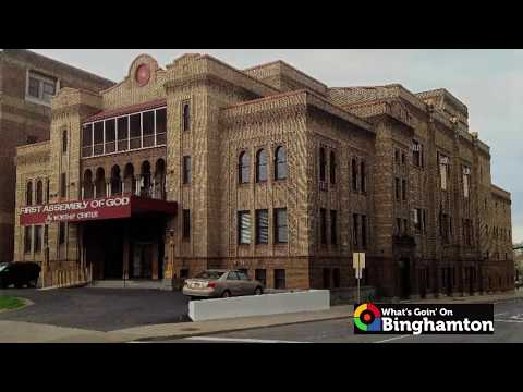 Binghamton, Now & Then