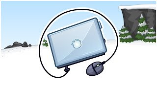 Club Penguin Rewritten: Laptop Code