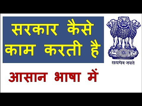 Legislature, executive and judiciary explained | How govt works | Indian Polity