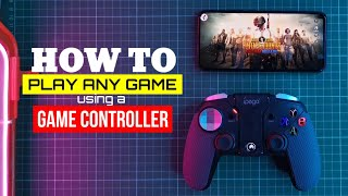 HOW TO PLAY ANY MOBILE GAME USING IPEGA GAME CONTROLLER   HOW TO CONFIGURE IPEGA GAMECONTROLLER 2020 screenshot 4