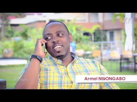 Burundi Live : The Fun , Episode1 with Armel NIYONGABO