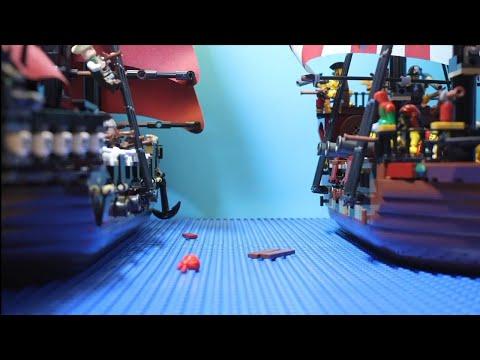 Пираты карибского моря лего смотреть онлайн мультфильм