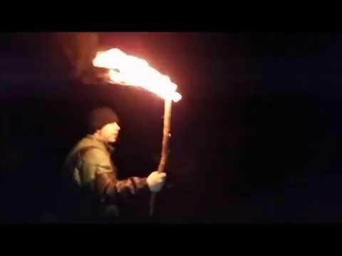 Как делается факел