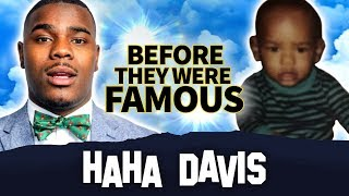 HaHa Davis | Before They Were Famous | 5.2M + Instagram Comedian