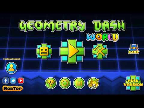 ALL VAULT OF SECRETS CODES! (10) || GEOMETRY DASH WORLD