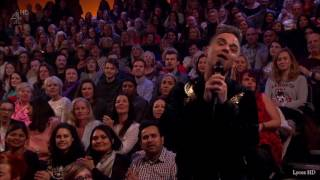 "Robbie Williams ""Love My Life"" Alan Carr"