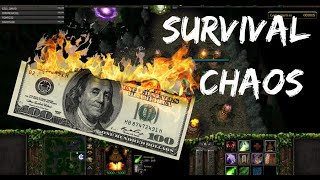 Survival Chaos - Money Sink | Warcraft 3