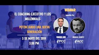 El Coaching Ejecutivo y los Millennials - potenciando una nueva generación
