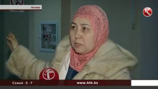 Астанада ең атақты тұрғын үй кешені қирай бастады