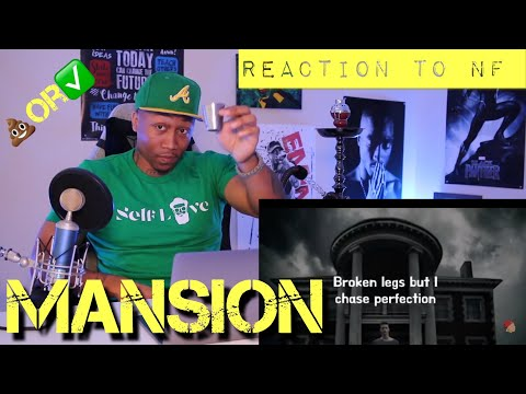 TRASH Or PASS!! NF (Mansion) [REACTION]