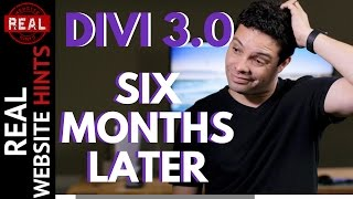 Divi 3 Theme Review: What is Divi 3.0 Like after 6 months? Best Website Builder for WordPress?