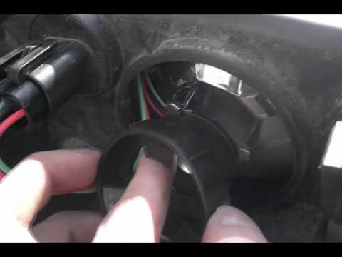 How To Install Hid Bulb In 2003 Chevy Cavalier