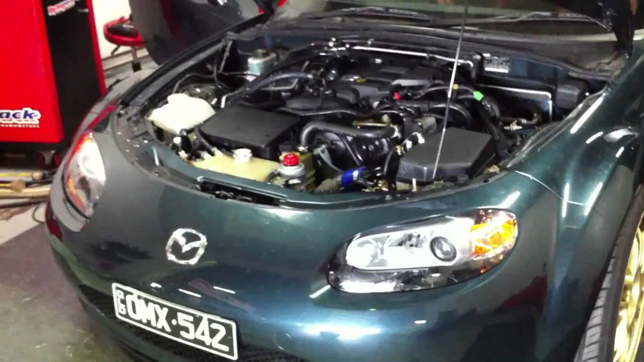 Mx5 Nc Supercharger Kit Youtube