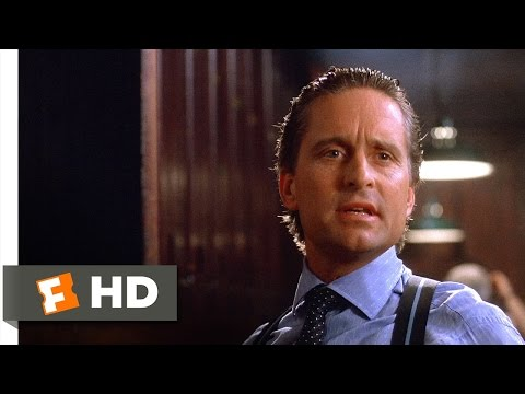 Wall Street (1/5) Movie CLIP - The Art of War (1987) HD