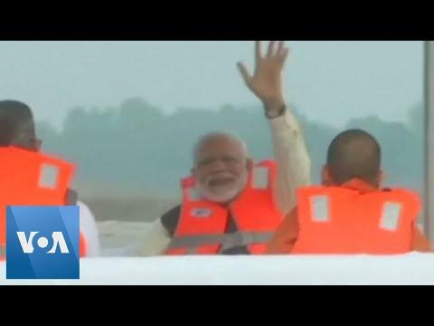 India's Modi Takes