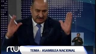 Entrevista: Eliseo Azuero (Asambleísta Independiente)