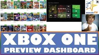 Xbox Preview Dashboard Como Entrar y Ejemplos de Juegos