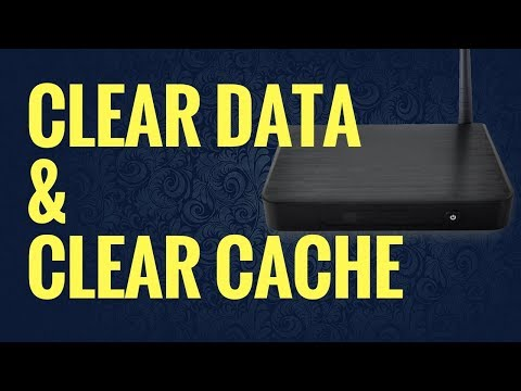 HOW TO CLEAR DATA ON ANDROID BOX OR ANY ANDROID DEVICE EASILY (WORKS 100%)