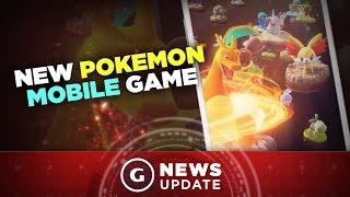 Game | New Pokemon Mobile Game Announced GS News Update | New Pokemon Mobile Game Announced GS News Update