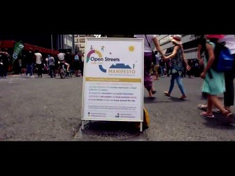 Open Streets 2017 - Bree street - Cape Town