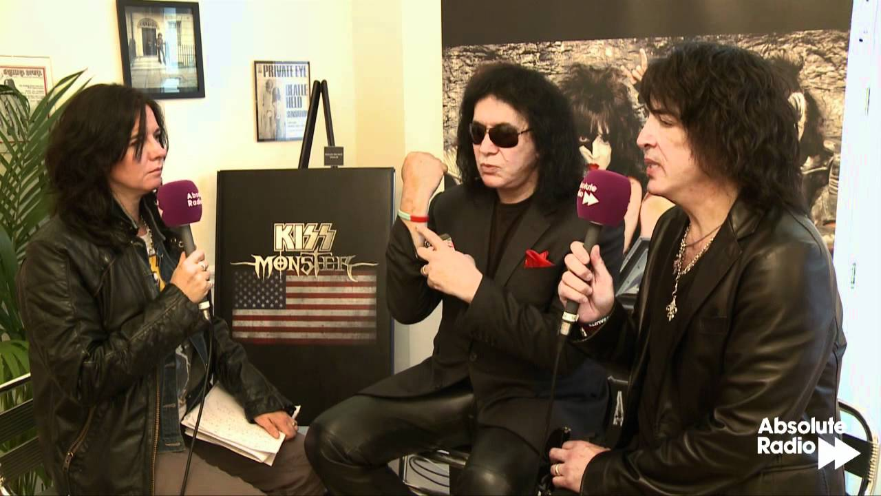 Download KISS interview preview: Gene Simmons and Paul Stanley